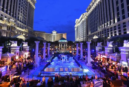 Vegas Uncork'd features world's finest epicurean talent and cuisine