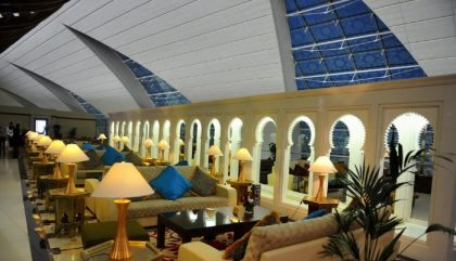 Emirates changes Dubai luxury lounges access policy