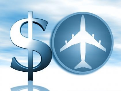 BTS: Average domestic US air fare down 8.8 percent