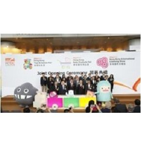 Asia's Largest licensing show opens in Hong Kong