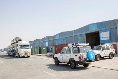 Dubai's International Humanitarian City to triple in size