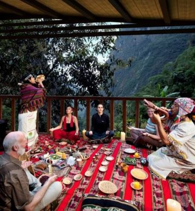 Sumaq Hotel channeling spiritual and mystical significance of Machu Picchu