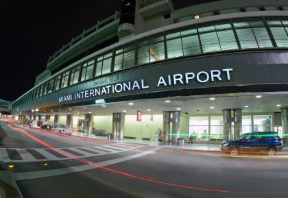 Miami International Airport breaks all-time passenger record in 2016