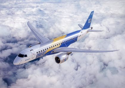 Embraer signs order with Wideroe for up to 15 E2 aircraft