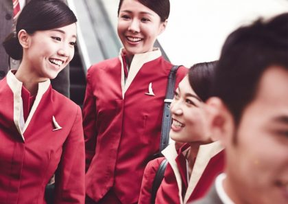 US-based Cathay Pacific cabin crew join flight attendant union