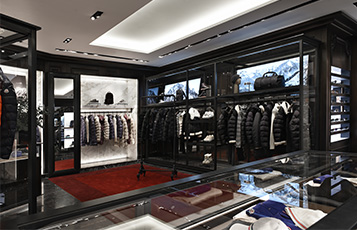 Qatar Duty Free and Moncler open dedicated boutique