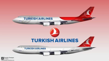 Super Bowl fever at 30,000 feet elevation with Turkish Airlines