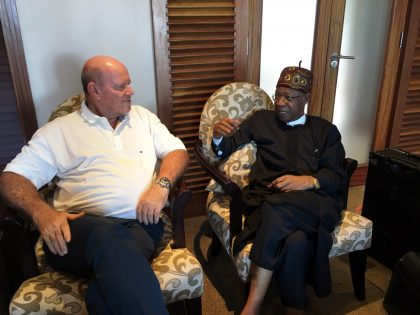 Nigeria and Seychelles want to see a consolidated tourism industry for Africa
