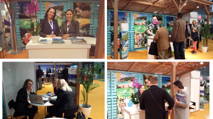 The Seychelles Tourism Board attends MATKA 2017 in Helsinki Finland