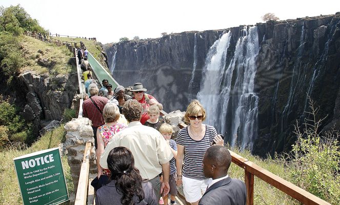 """Zimbabwe Tourism: Tax on tourism """"totally unnecessary?"""""""