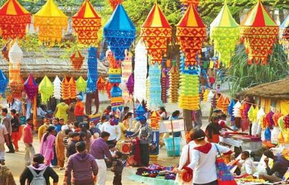 India ready to welcome 1.5 million visitors to crafts fair