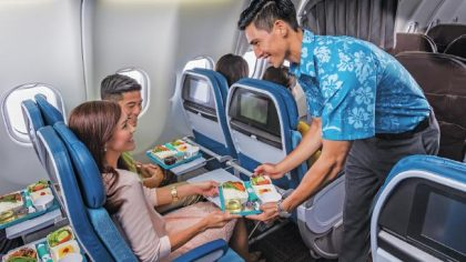 Hawaiian Airlines breaks passenger record
