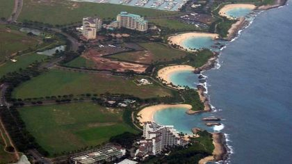 Hawaii Ko Olina Resort area Oahu: Health advisory issued