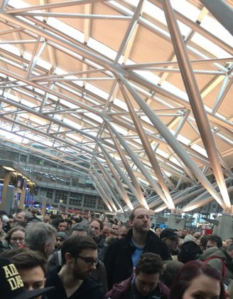"Hamburg airport evacuated, closed after ""unknown substance"" inhalation makes 68 people sick"