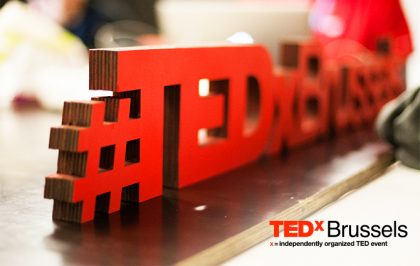 TEDxBrussels: No Limits