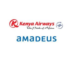 Kenya Airways and Amadeus renew ties