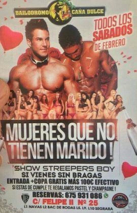 """Barcelona nightclub reported for """"sexist & humiliating advertising"""" towards women"""