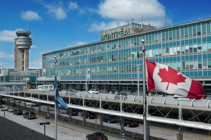Passenger traffic at Montréal-Trudeau increased by 7% in 2016