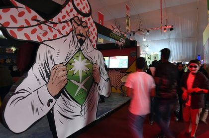 """""""Safeguarding values, morals and traditions"""": First Saudi Arabia's Comic Con penalized for unspecified """"violation"""""""