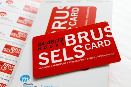 Brussels Card combined with public transports again!