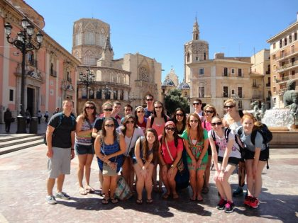 Valencia celebrates big increase in visitors and new flights from the UK