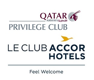 Qatar Airways partners with AccorHotels