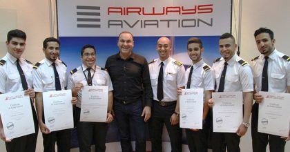 Airways Aviation launches airline pilot training scholarships