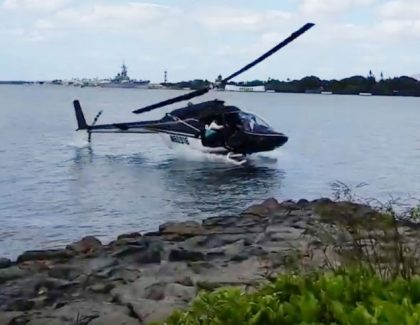 FAA: US helicopter accidents decrease
