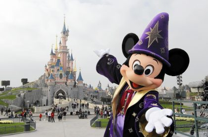 Walt Disney Company to increase its interest in Euro Disney