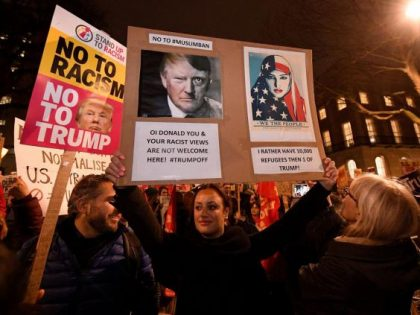 "British MPs discuss downgrading Trump's visit because of his ""well-documented misogyny and vulgarity"""