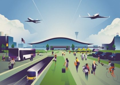 Heathrow launches plans to make airport a center of excellence in sustainability