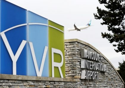 Vancouver International Airport: Record breaking passenger numbers