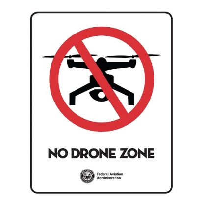 FAA: No Drone Zone for those attending the Super Bowl