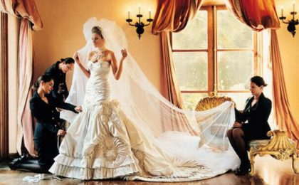 Cost of US weddings reaches new high