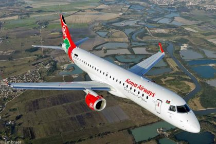 Victoria Falls next for Kenya Airways