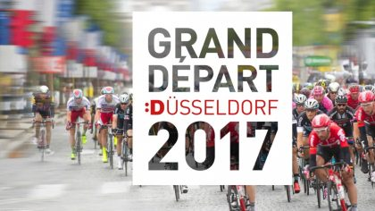 Düsseldorf gears up for the Grand Départ 2017