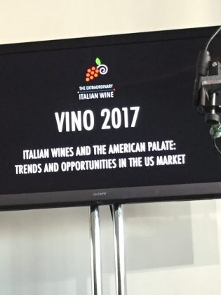 Memo to self: Drink more Italian wine