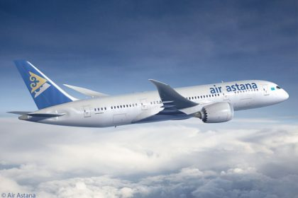 Air Astana introduces fifth weekly service between London Heathrow and Astana