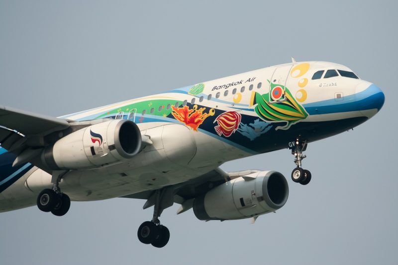 Bangkok Airways recertified to international standards by CAA Thailand, supported by the UK CAA