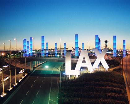 LAX and All Nippon Airways host autism flight experience day