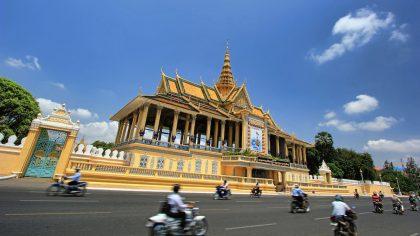 Dubai- Phnom Penh via Yangon on Emirates Airlines
