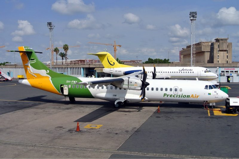 Safety conscious Precision Air renews IATA certifications