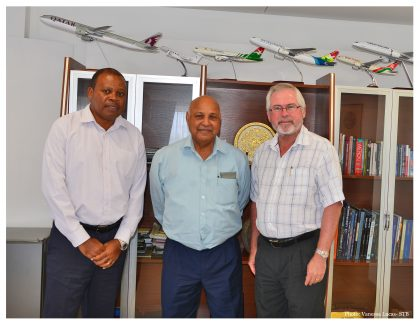 Possibility of daily flights from Seychelles to Mauritius proposed