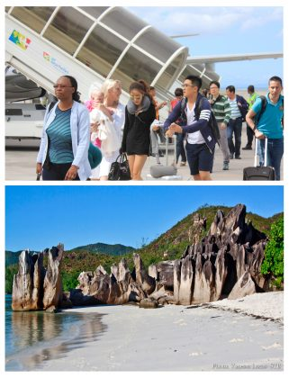 Seychelles records 33% increase in visitor arrivals last month