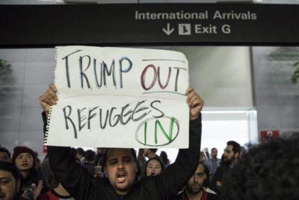 Trump travel ban: ITF comment