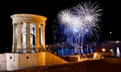 Malta announces 2017 International Fireworks Festival dates