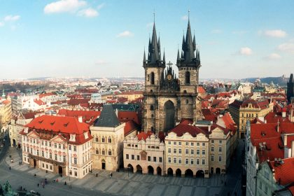 Prague welcomed largest number of events over the past decade