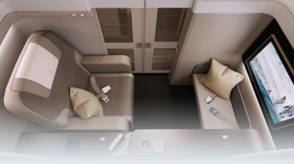 SAUDIA airline's First Suite: A new level of luxury