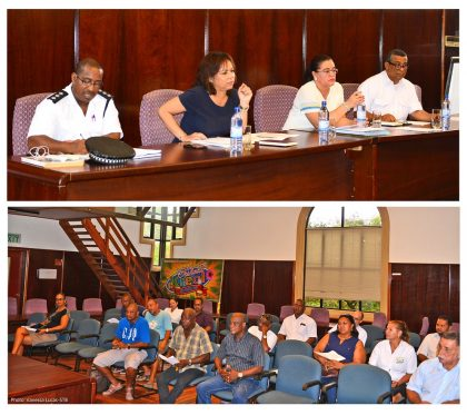 Seychelles Tourism department meets commission agents to discuss new procedures and Code of Conduct