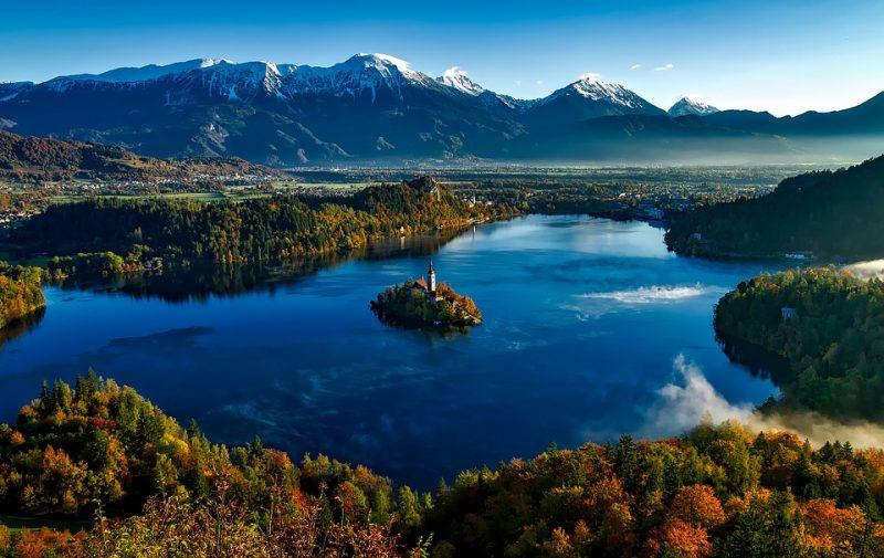 Slovenia goes green